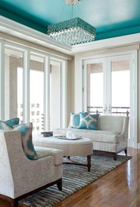 5-use-an-accent-color-on-your-ceilings-27-easy-remodeling-projects-that-will-completely-transform-your-home